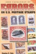 2002 Catalogue of Errors on U.S. Postage Stamps