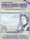 Standard Catalog of World Paper Money Modern Issues 1961-2002