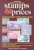 2003 Krause-Minkus Stamps and Prices A Concise Catalog of United States Stamps