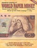 Standard Catalog of World Paper Money Modern Issues 1961-Date