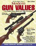Gun Digest Book of Modern Gun Values For Modern Arms Made from 1900 to Present