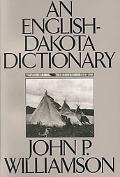 English-Dakota Dictionary
