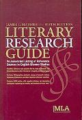 Literary Research Guide