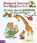Mejor Libro De Palabras De Richard Scarry/ Richard Scarry's Best Word Book Ever