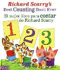 Richard Scarry's Best Counting Book Ever/ El Mejor Libro Para Contar de Richard Scarry