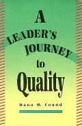 Leader's Journey to Quality