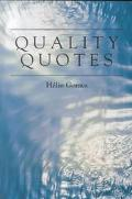 Quality Quotes - Helio Gomes - Paperback