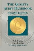 Quality Audit Handbook