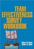 The Team Effectiveness Survey Workbook