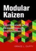 Modular Kaizen: Continuous and Breakthrough Improvement