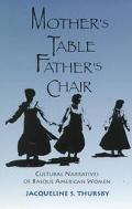 Mother's Table, Father's Chair Cultural Narratives of Basque American Women