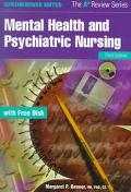 Mental Health+psychiatric Nurs.-w/3dsk