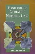 Handbook of Geriatric Nursing Care