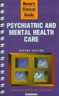 Nurse's Clinical Guide to Psychiatric and Mental Health Care