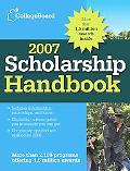 College Board Scholarship Handbook 2007