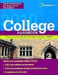College Board College Handbook 2010