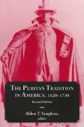 Puritan Tradition in America, 1620-1730