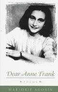 Dear Anne Frank Poems