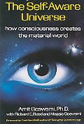 Self-Aware Universe How Consciousness Creates the Material World