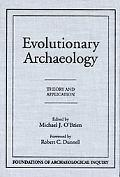 Evolutionary Archaeology Theory and Application