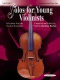 Solos for Young Violinists, Vol 5: Selections from the Student Repertoire