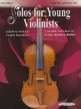 Solos for Young Violinists, Vol. 6