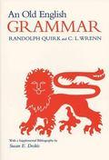 An Old English Grammar (Religious Studies; 34)