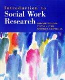 Introduction to Social Work Research