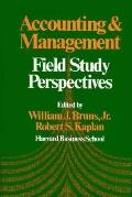 Accounting and Management Field Study Perspectives