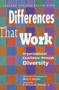 Differences That Work Organizational Excellence Through Diversity
