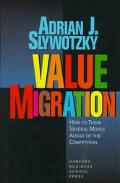 Value Migration How to Think Several Moves Ahead of the Competition