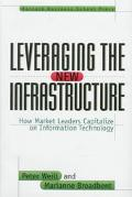 Leveraging the New Infrastructure How Market Leaders Capitalize on Information Technology