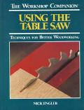 Using the Table Saw Techniques for Better Woodworking