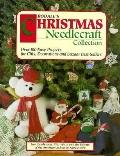 Rodale's Christmas Needlecraft Collection: Over 100 Easy Projects for Gifts, Decorations and...