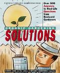 Rodale Organic Gardening Solutions: Over 500 Gardening Answers to Real-Life Questions from B...