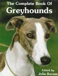 Complete Book of Greyhounds