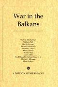 War in Balkans