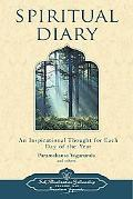 Spiritual Diary An Inspirational Thought for Each Day of the Year