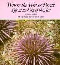 Where the Waves Break: Life at the Edge of the Sea - Anita Malnig - Library Binding