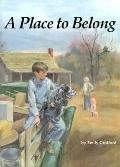 Place to Belong - Emily Crofford - Library Binding