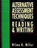 Alternative Assess.tech.f/reading+writ.