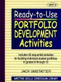 Ready-To-Use Portfolio Development Activities