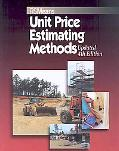 Unit Price Estimating Methods