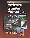 Mechanical Estimating Methods Standards and Procedures