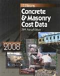 Concrete & Masonry Cost Data