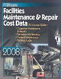 Facilities Maintenance & Repair Cost Data