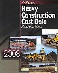 Heavy Construction Cost Data