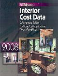 Interior Cost Data