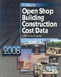 Open Shop Cost Data