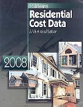 Residential Cost Data